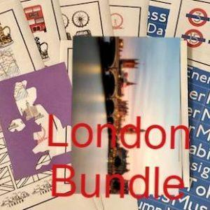 London monthly bundle pack